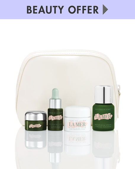 La Mer Yours with any $300 La Mer purchase