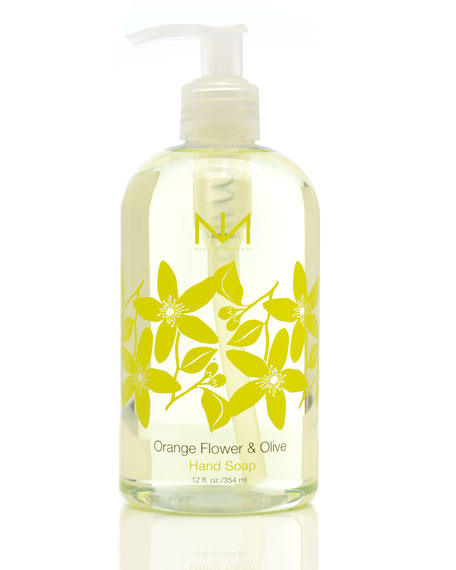Orange Flower & Olive Culinary Hand Soap