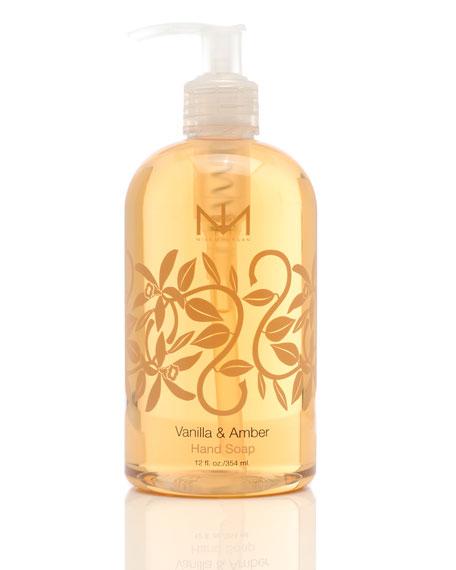 Vanilla & Amber Culinary Hand Soap