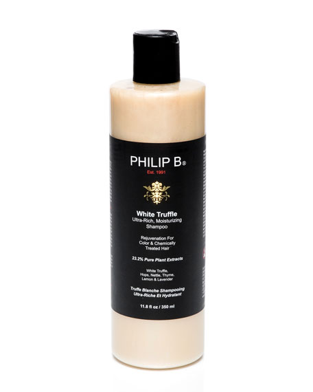 White Truffle Ultra-Rich, Moisturizing Shampoo, 11.8 oz.