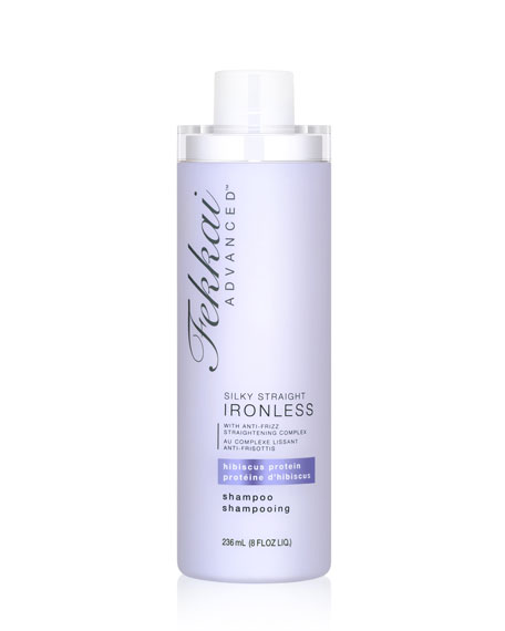 Silky Straight Ironless Shampoo