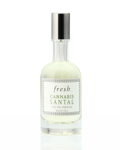 Fresh Cannabis Santal Eau de Parfum, 1 oz.