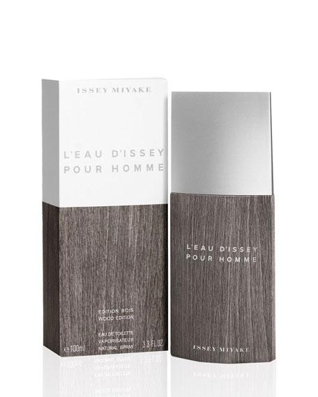 """Limited-Edition L'Eau D'Issey Pour Homme """"Wood Edition"""""""