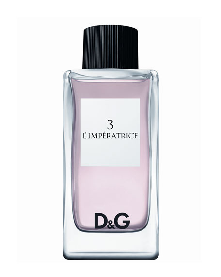 3 L'Imperatrice Eau de Toilette Spray, 3.3 oz./ 98 mL