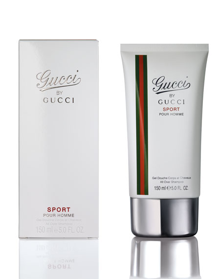 Gucci by Gucci Homme Sport All-Over Shampoo