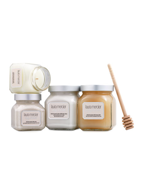 Almond Coconut Milk Body & Bath Quad ($139 value)