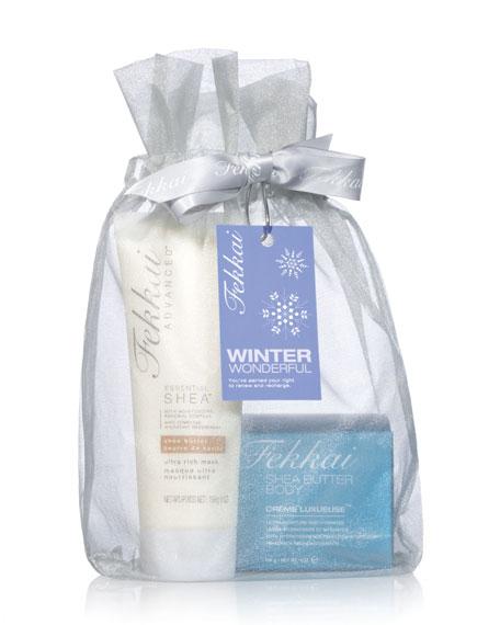 Winter Wonderful Shea Butter Set