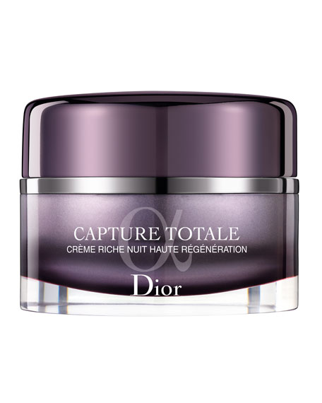 Capture Totale Intensive Night Rich Creme