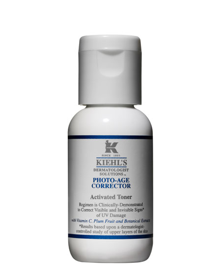 Photo-Age Corrector Activated Toner