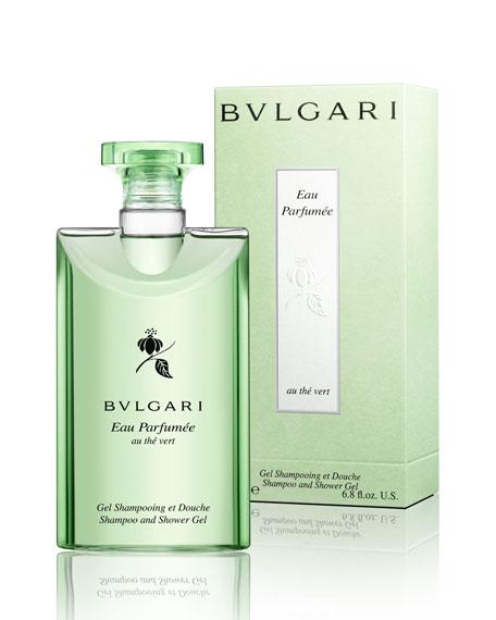 Eau Parfumee au the Vert Bath & Shower Gel