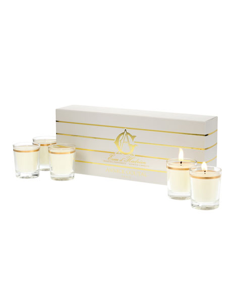 Eau d'Hadrien Votive Candle Set