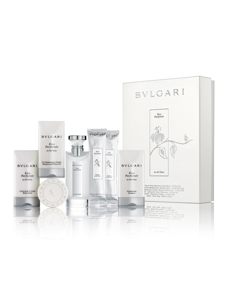 Bvlgari Eau Parfumee au The Blanc Weekend Guest Collection