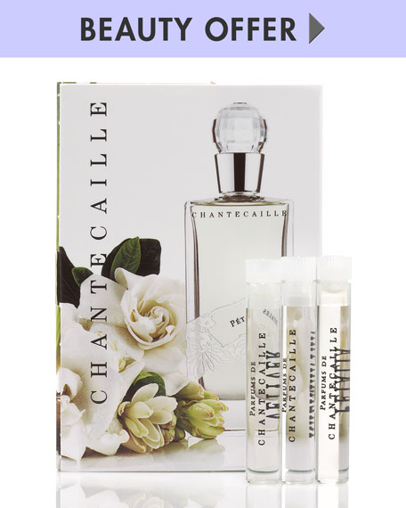 Yours with ANY Chantecaille purchase