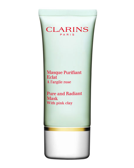 Clarins Truly Matte Pure & Radiant Mask