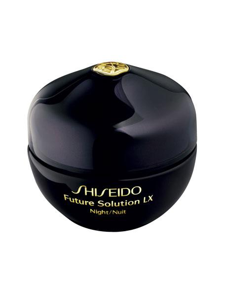 Shiseido Future Solution LX Regenerating Night Cream