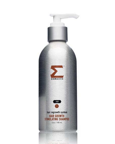 Hair Growth Simulating Shampoo