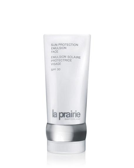 Sun Protection Emulsion Face Suncreen SPF 30, 4.2 oz.