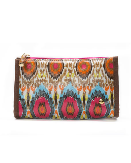 Java Pink Small Zip Bag