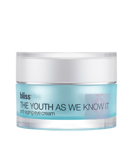 Youth As We Know It Eye Cream