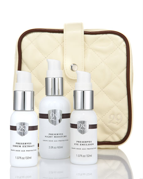 Replenish, Restore & Revitalize Your Skin Collection