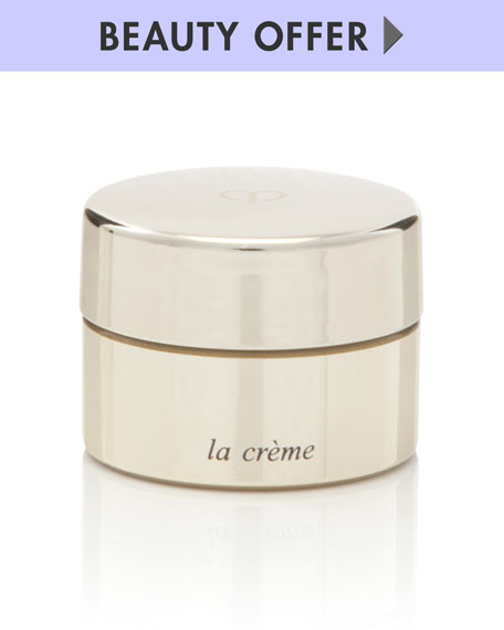 Yours with ANY Cle de Peau Beaute purchase