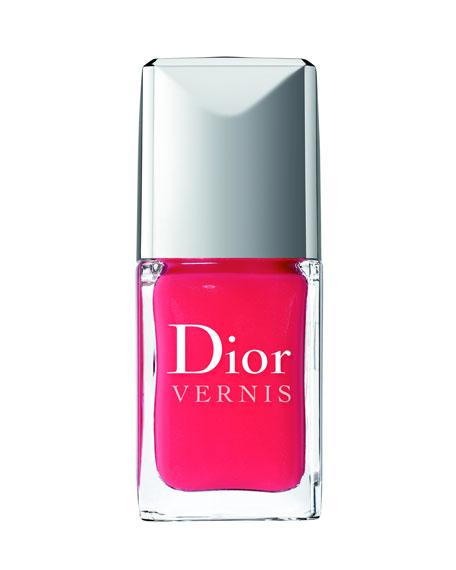 Dior Nail Vernis Psychedelic Orange