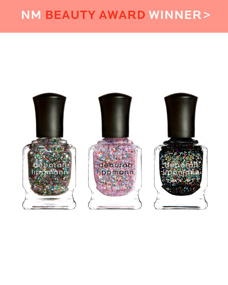 Get This Party Started Nail Lacquer Trio <b>NM Beauty Award Winner 2012!</b>