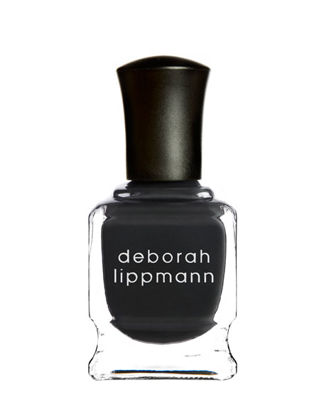 Deborah Lippmann Stormy Weather Nail Polish, 15 mL