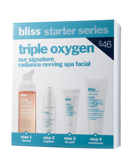 Triple Oxygen Treatment Kit