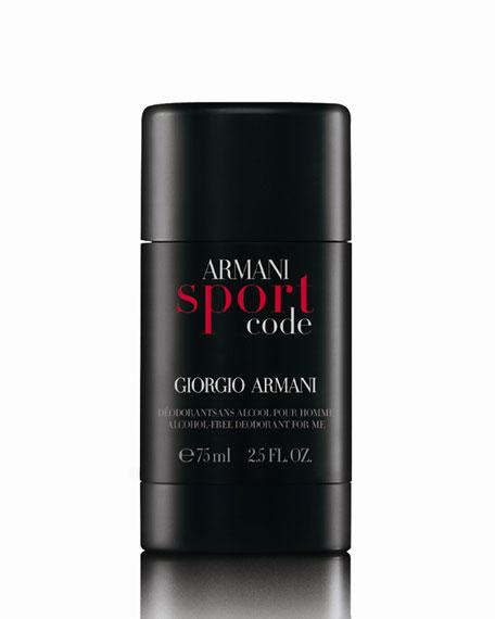 Armani Sport Code Stick, 75g