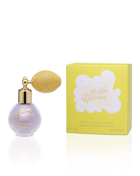 Lolita Lempicka Boudoir Body Shimmer Spray Powder