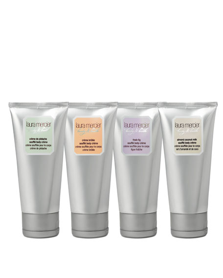 Souffle Body Cream Sampler Set