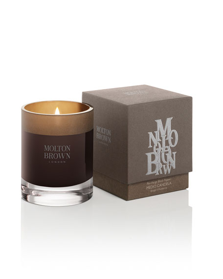 Medio Candle, Black Pepper