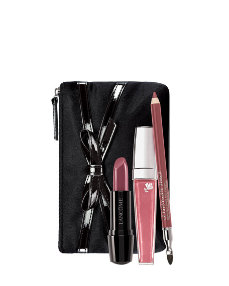 Lip Set - Blushing Pinks