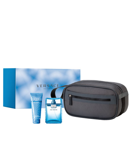 Eau Fraiche for Men Trousse Set