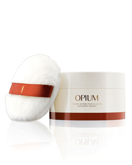 OPIUM Satin Body Powder, 150g