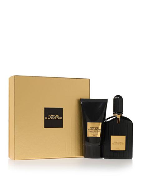 Black Orchid Gift Set