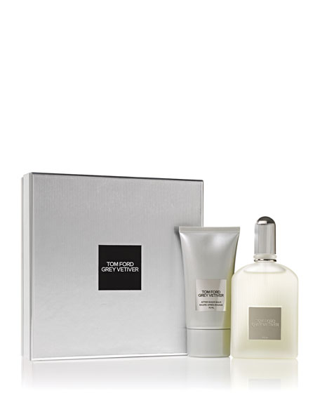 Grey Vetiver Collection