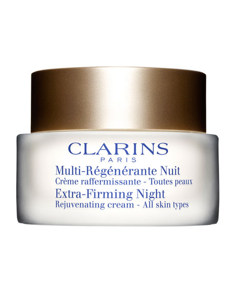 Clarins Extra-Firming Night Rejuvenating Cream - All Skin