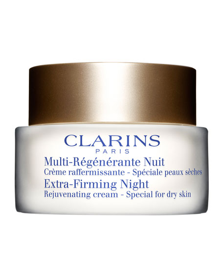 Extra-Firming Night Rejuvenating Cream - Dry Skin