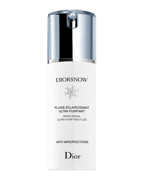 Diorsnow White Reveal Ultra Purifying Fluid
