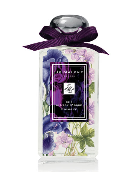 Iris and Lady Moore Cologne