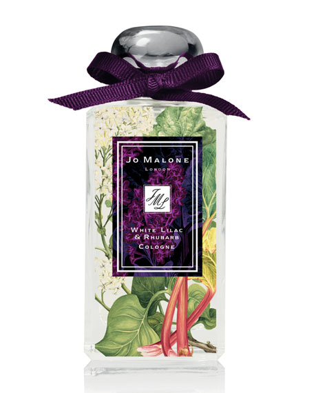 White Lilac and Rhubarb Cologne