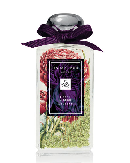 Peony and Moss Cologne
