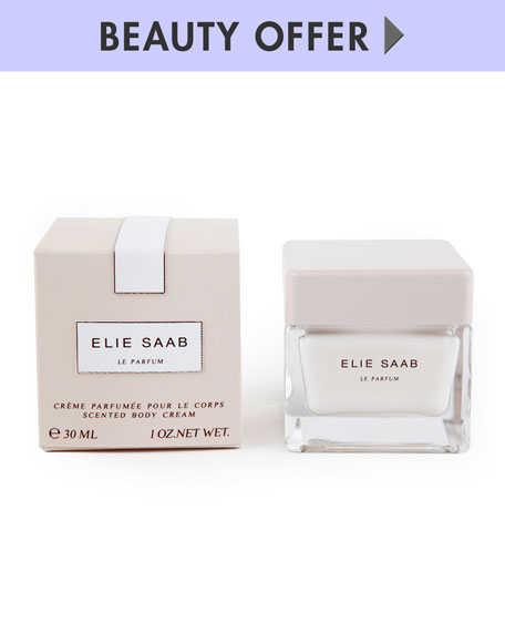 Yours with Any $90 Elie Saab Purchase