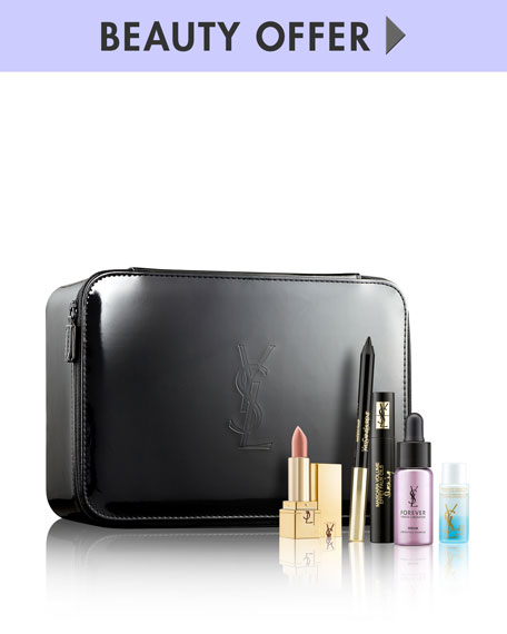 Yours with any $175 Yves Saint Laurent Beauty purchase
