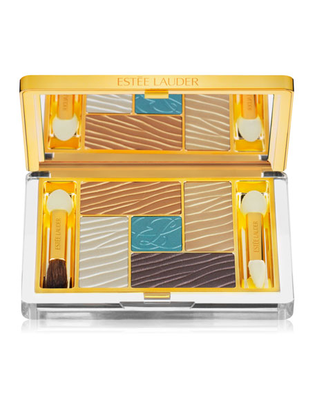 Limited-Edition Bronze Goddess Eye Shadow Palette, Metallic