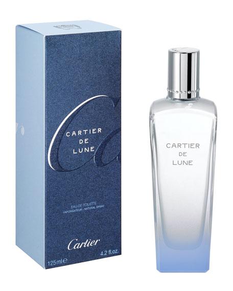 Cartier de Lune Eau de Toilette, 4.2 oz.