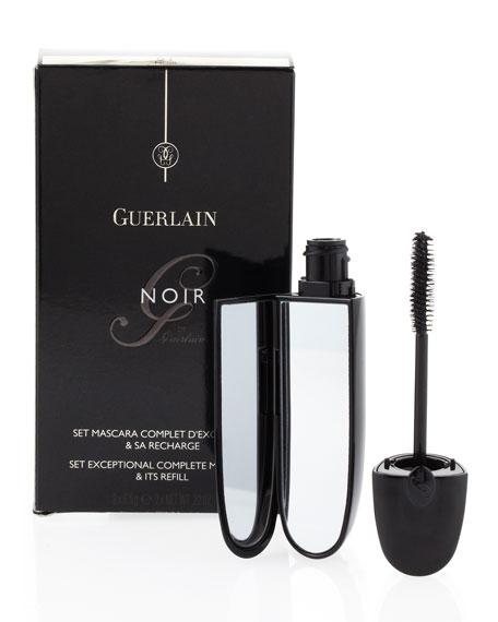 Noir G Guerlain Mascara Set