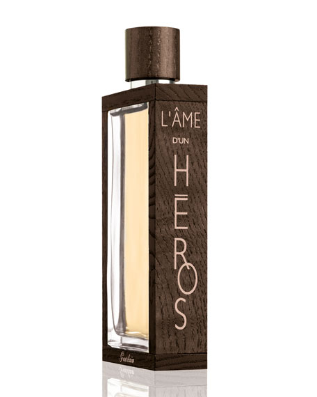 L'Ame d'un Heros Eau de Toilette, 4.2 oz./ 125 mL